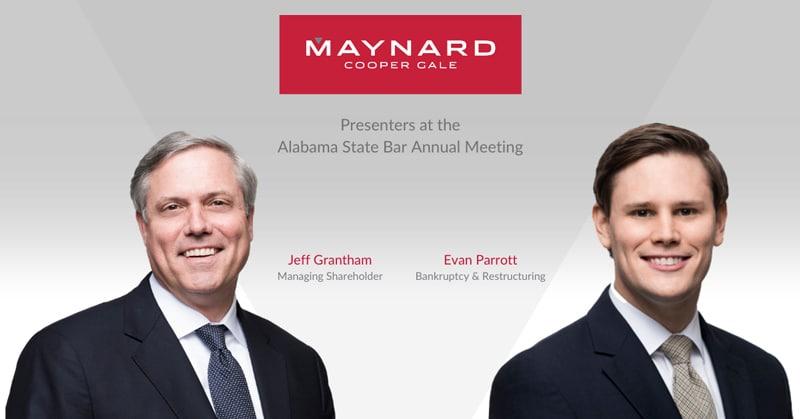 Maynard Lawyers Present At State Bar Meeting
