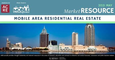 Mobile Area Residential Real Estate Report Released