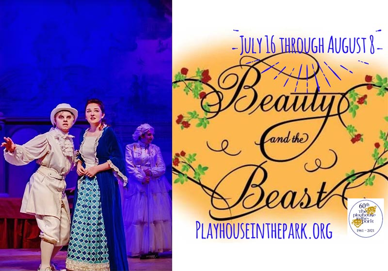 Playhouse Performing Beauty And The Beast