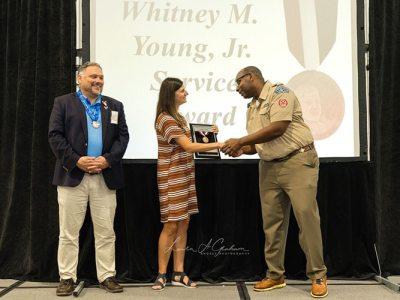 American Advertising Federation (AAF) Wins Service Award