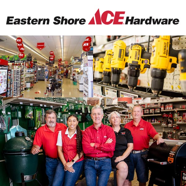 Eastern Shore Ace, McAleer's Cross Named Retailers Of The Year