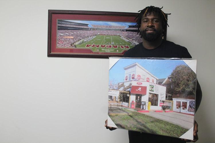 Former Alabama Player Opens Restaurant In Bay Minette
