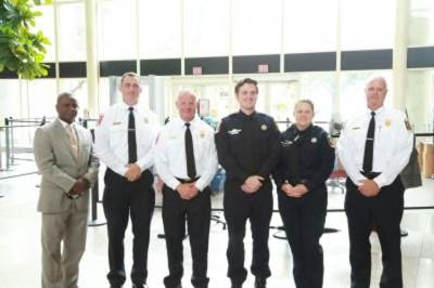Mobile Fire And Rescue Department (MFRD) Wins Award, Grant