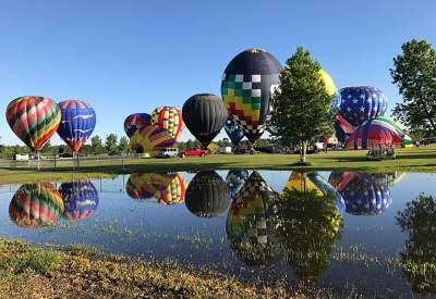 Gulf Coast Hot Air Balloon Festival 2022 Dates Announced