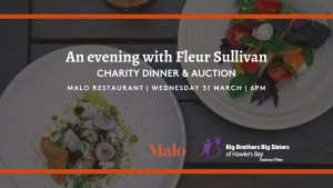 An evening with Fleur Sullivan @ Malo