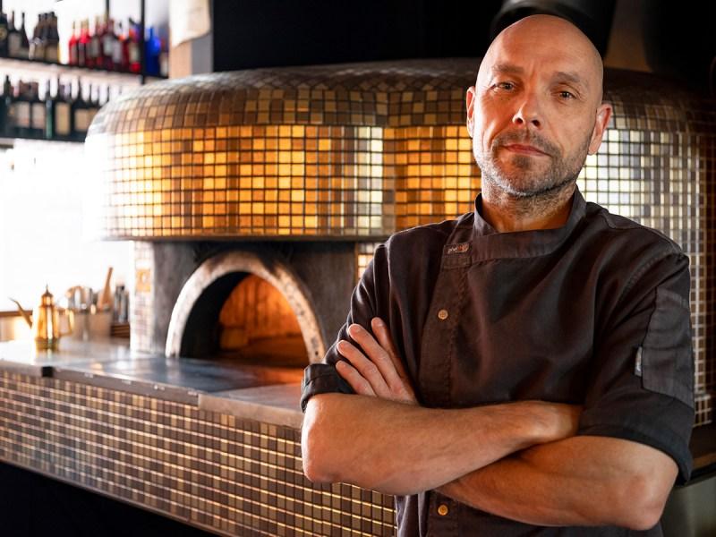 Chef Alessandro at Alessandros