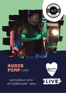 Audio Pimp LIVE