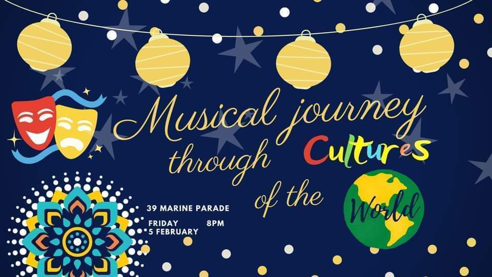Musical journey through Cultures of the World
