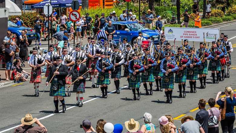 Pipe Band Champs