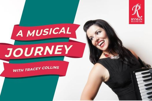 A musical journey with Tracey Collins