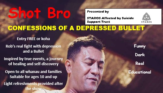 Shot Bro - Confessions of a Depressed Bullet
