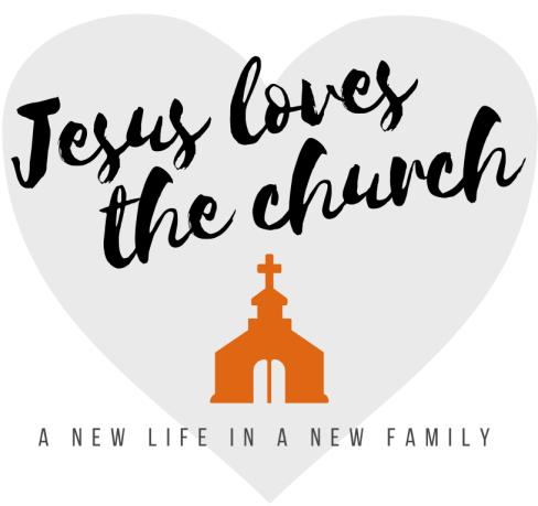 Jesus loves the church