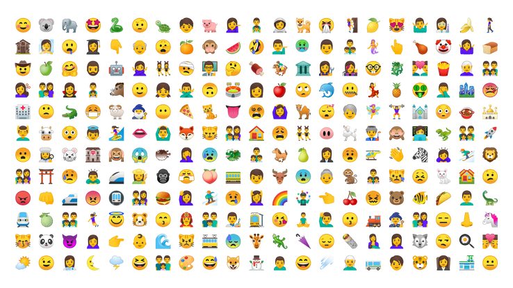 Android Oreo'nun yepyeni emojileri ile tanışın.