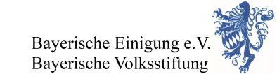 Bayerische Einigung e.V. & Bayerische Volksstiftung