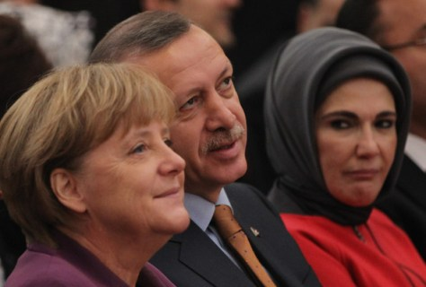 Emine+Erdogan+Merkel+Erdogan+Mark+50+Years+o9d5qvOzmvPl