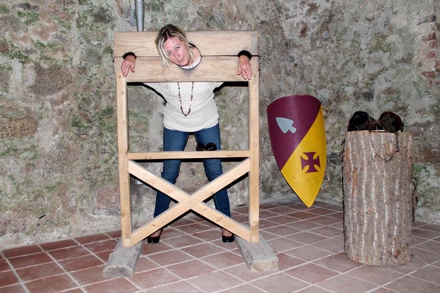 Burgfräulein und Ritterlein – Wir auf Burg Leuchtenberg