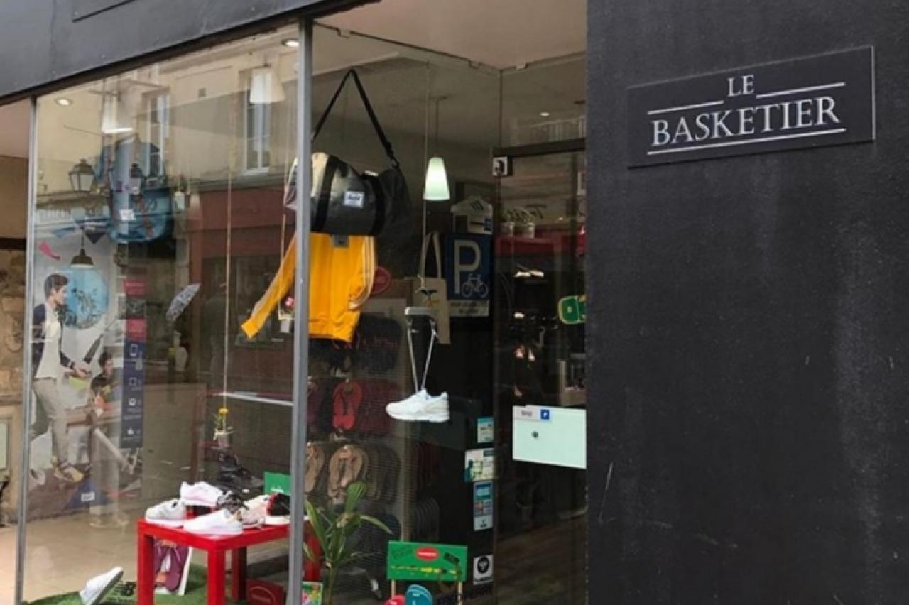 commerce le basketier bayeux shopping