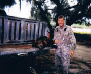 Avon Park Bombing Range -- Greg