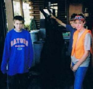 Avon Park Bombing Range -- Daniel, Molly and Nathan