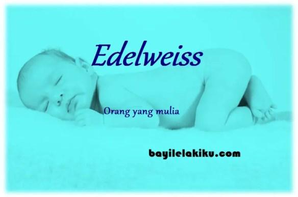arti nama edelweiss