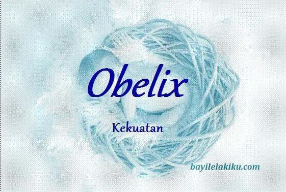 arti nama obelix