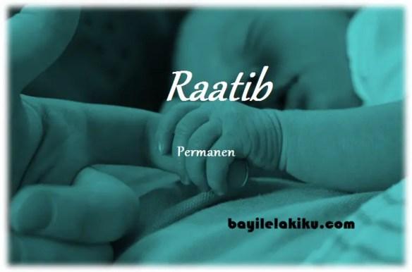 arti nama raatib