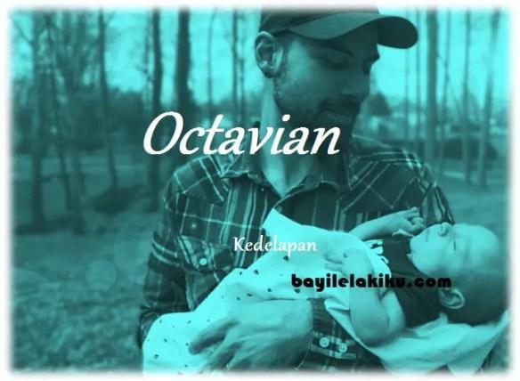 arti nama Octavian