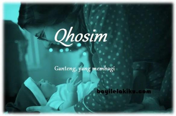 arti nama Qhosim