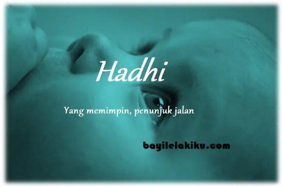 arti nama hadhi