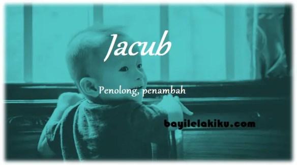 arti nama jacub