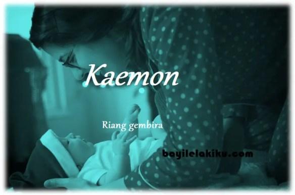 arti nama kaemon