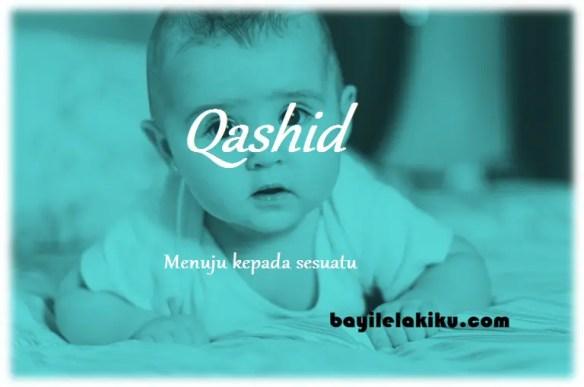 arti nama qashid
