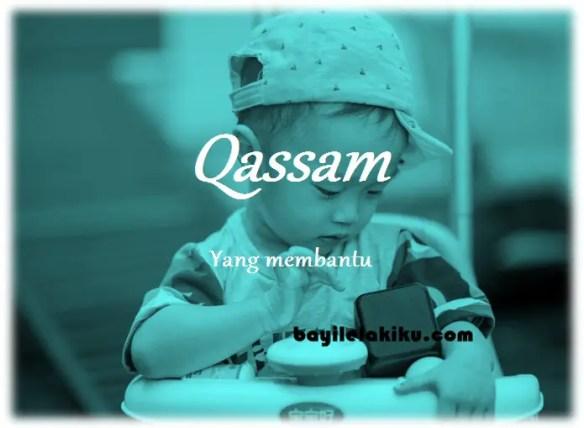 arti nama qassam