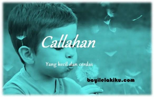 arti nama Callahan