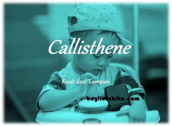 arti nama Callisthene