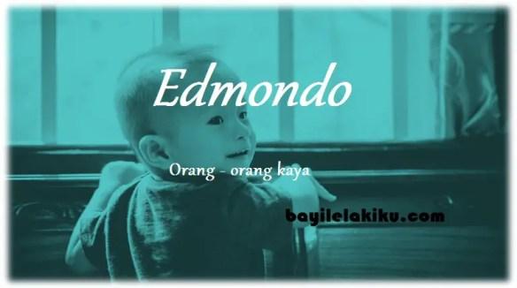 arti nama Edmondo