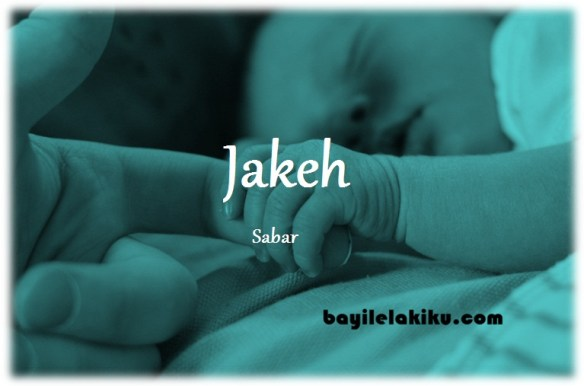 arti nama Jakeh