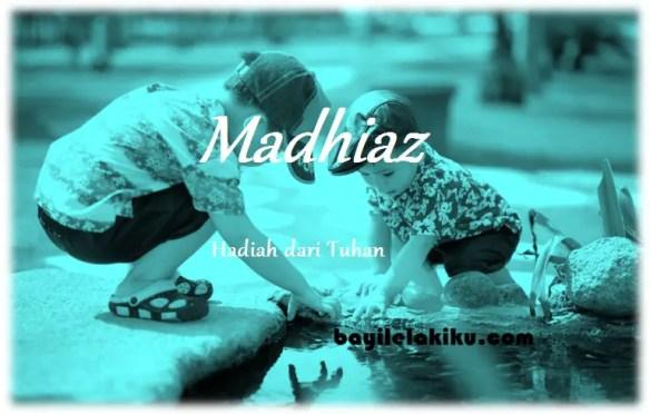arti nama Madhiaz