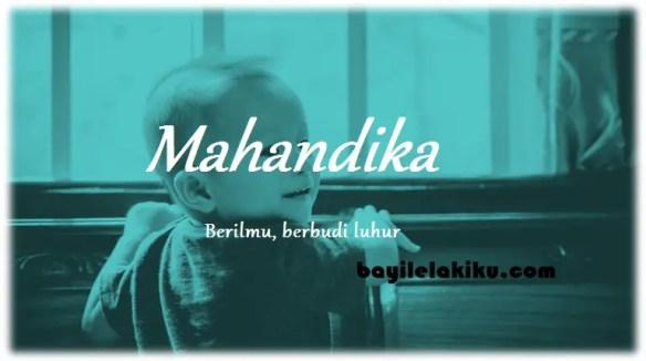 arti nama Mahandika