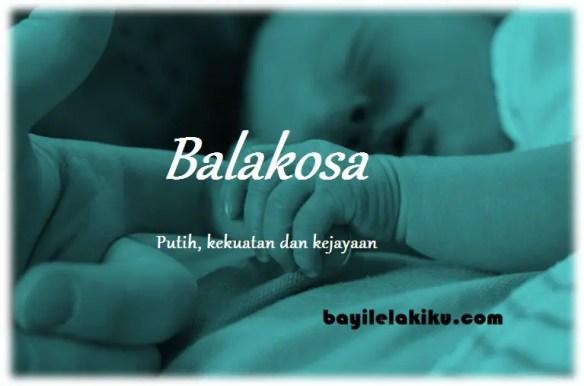 arti nama Balakosa