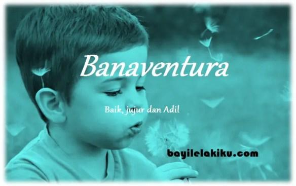 arti nama Banaventura