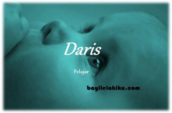 arti nama Daris