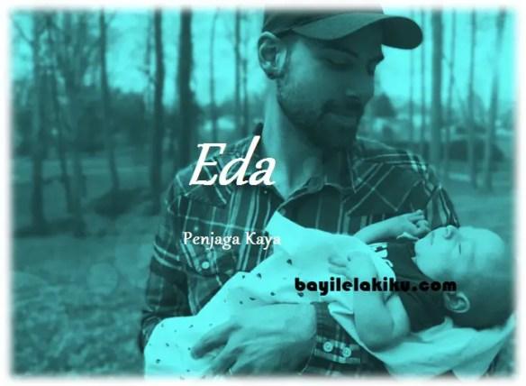 arti nama Eda