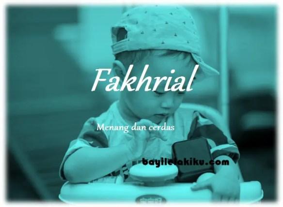 arti nama Fakhrial