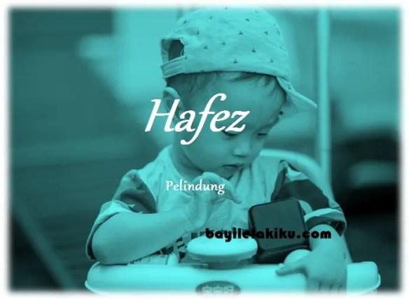 arti nama Hafez