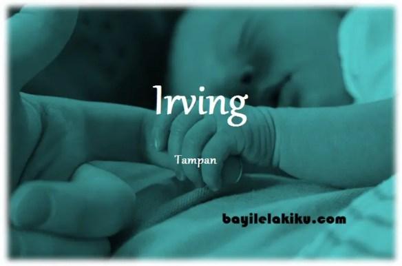 arti nama Irving