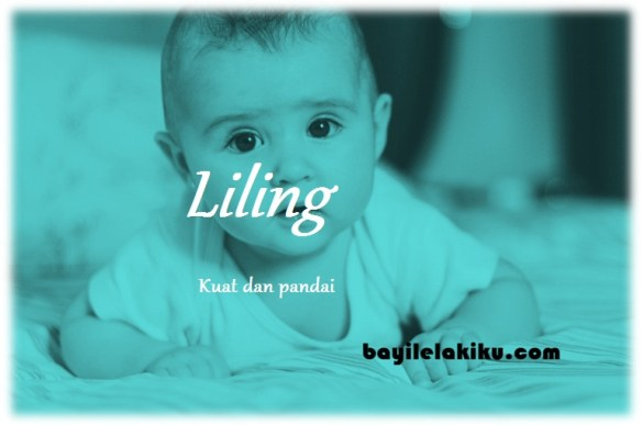 arti nama Liling