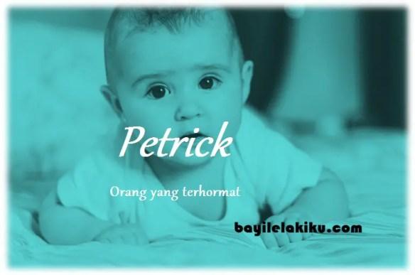 arti nama Petrick
