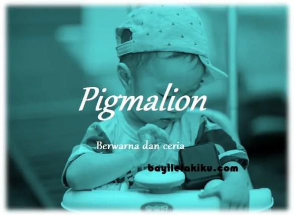 arti nama Pigmalion