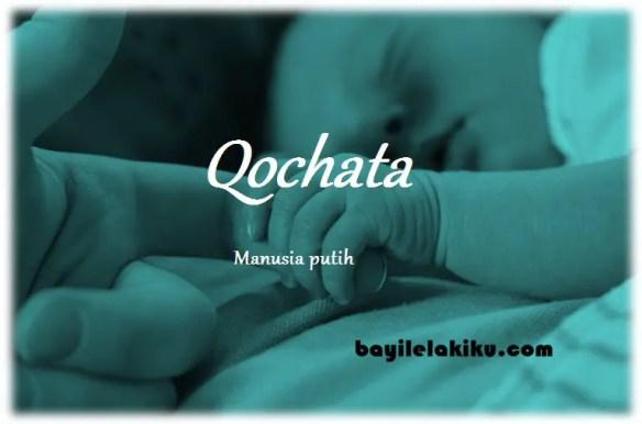 arti nama Qochata